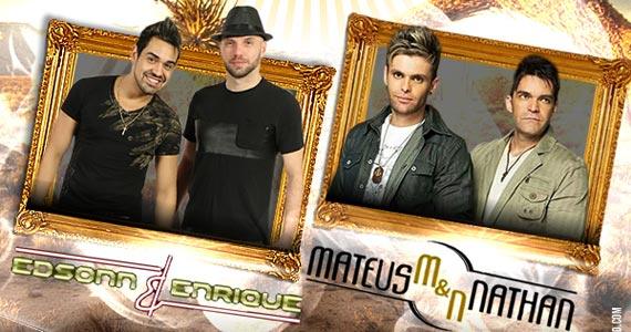 Edsonn & Enrique e Mateus e Nathan comandam o sábado do Yes Brasil Pub Eventos BaresSP 570x300 imagem