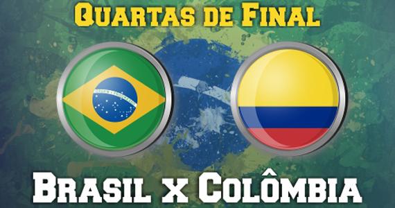 Jet Lag Pub recebe as quartas de final com muita festa brasileira para a partida contra a Colômbia Eventos BaresSP 570x300 imagem