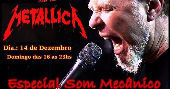 Especial Som Mecânico com banda Metal Invaders neste domingo no Fofinho Rock Bar Eventos BaresSP 570x300 imagem