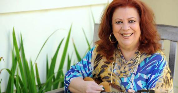 HSBC Brasil recebe show exclusivo da cantora Beth Carvalho Eventos BaresSP 570x300 imagem