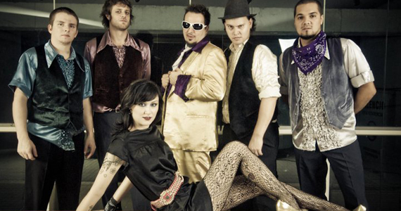 Frank Elvis & Los Sinatras toca no The Sailor no sábado Eventos BaresSP 570x300 imagem