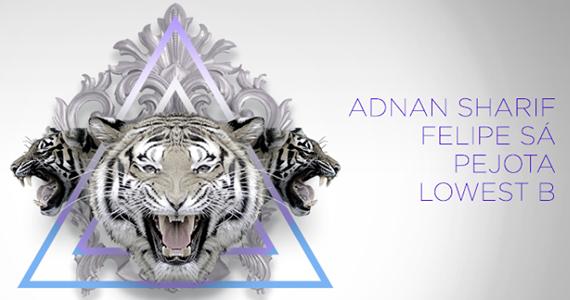 D Edge recebe a festa Freak Chic com Line Up de Adnan Sharif e Convidados Eventos BaresSP 570x300 imagem