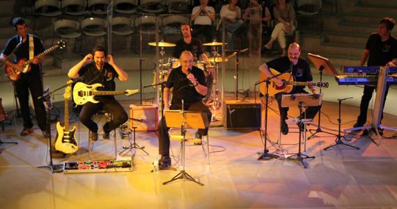 Banda Friends faz show de clássicos no Villa Pizza Bar na sexta-feira Eventos BaresSP 570x300 imagem