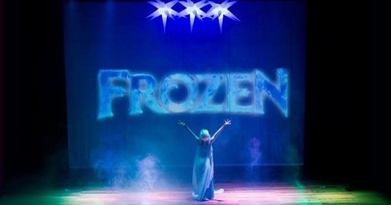'Uma Aventura Congelante' em cartaz no Teatro Anhembi Morumbi Eventos BaresSP 570x300 imagem