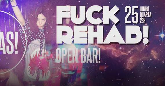 Fuck Rehab com Open Bar e Fão Siciliano e Convidados no Beco 203 Eventos BaresSP 570x300 imagem