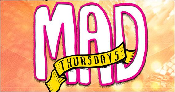 Na quinta-feira acontece a Festa Mad Thursdays na Funhouse Eventos BaresSP 570x300 imagem