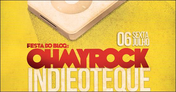 Na sexta-feira acontece na pista da Funhouse a Noite Oh My Rock + Indieoteque  Eventos BaresSP 570x300 imagem