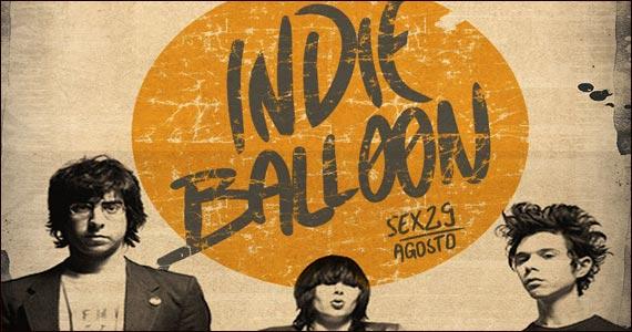 Acontece na sexta-feira a Festa Indie Balloon na Funhouse  Eventos BaresSP 570x300 imagem
