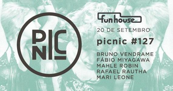 Festa PicNic Party agita a noite desta sexta-feira na Funhouse Eventos BaresSP 570x300 imagem