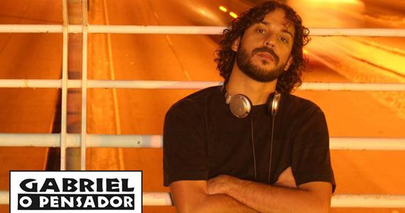 Gabriel O Pensador se apresenta no Royal Club na quinta-feira Eventos BaresSP 570x300 imagem