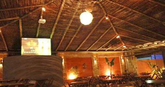 Garuda Bar realiza happy hour em estilo místico e com música de fundo Eventos BaresSP 570x300 imagem
