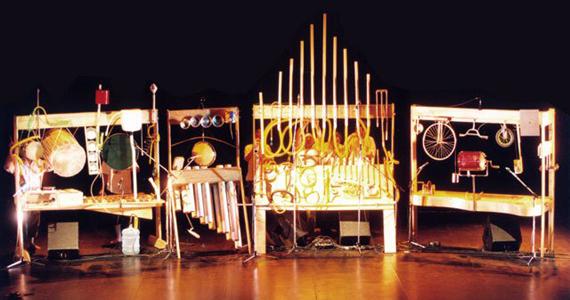 Grupo Experimental de Música toca no Sesc Santo André na sexta-feira Eventos BaresSP 570x300 imagem