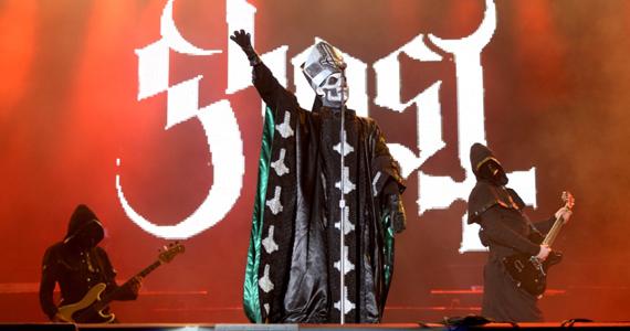 Depois de apresentações em grandes festivais no Brasil, Ghost se apresenta no HSBC Brasil - Rota do Rock Eventos BaresSP 570x300 imagem