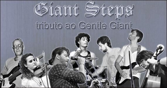 Rock progressivo em Tributo a Gentle Giant no palco do Café Piu Piu - Rota do Rock Eventos BaresSP 570x300 imagem