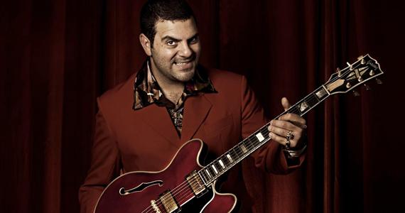 Giba Byblos canta no 2º Paribar Blues Festival na terça-feira Eventos BaresSP 570x300 imagem