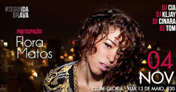 Clube Glória embala a noite de segunda com DJs convidados Eventos BaresSP 570x300 imagem