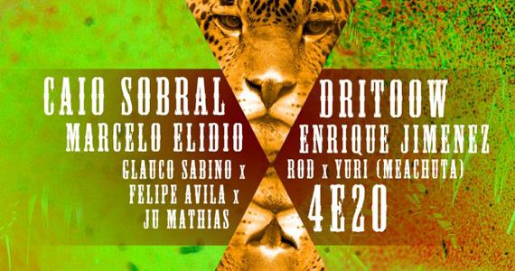 Sexta-feira tem festa Meachuta Double no Clube Glória Eventos BaresSP 570x300 imagem
