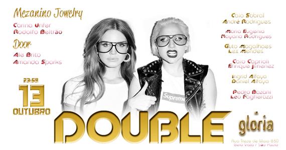 Clube Glória realiza festa Double neste sábado Eventos BaresSP 570x300 imagem