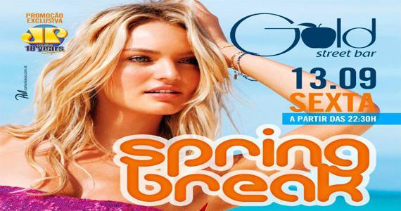 Festa Spring Break com Panicats agita a noite de sexta-feira da Gold Street Bar Eventos BaresSP 570x300 imagem