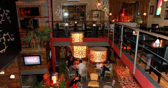Bartender Talita Simões apresenta projeto Aperol Spritz no Gràcia Bar Eventos BaresSP 570x300 imagem
