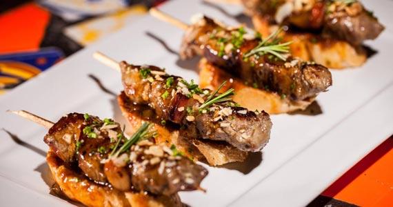 Gràcia Bar oferece em seu menu as tradicionais tapas e música ao vivo para acompanhar a degustação Eventos BaresSP 570x300 imagem
