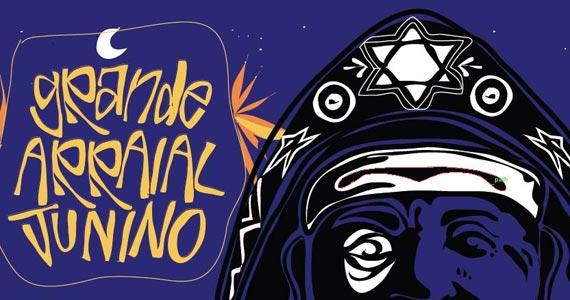 ARRAIAL JUNINO no Centro Cultural Rio Verde Eventos BaresSP 570x300 imagem