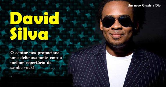 David Silva se apresenta neste domingo na balada Grazie a Dio! Eventos BaresSP 570x300 imagem