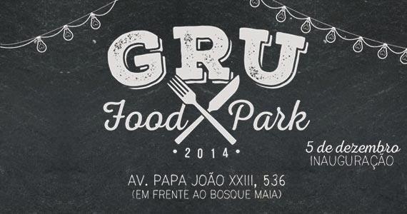 GRU Food Park o primeiro de Guarulhos Eventos BaresSP 570x300 imagem
