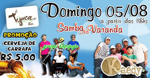 Tijuca Bar oferece promoção de cerveja e muito samba neste domingo Eventos BaresSP 570x300 imagem