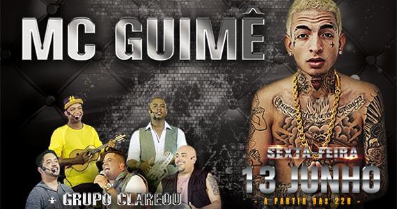 Sexta-feira com show de MC Guimê e grupos de samba no Santa Aldeia Eventos BaresSP 570x300 imagem