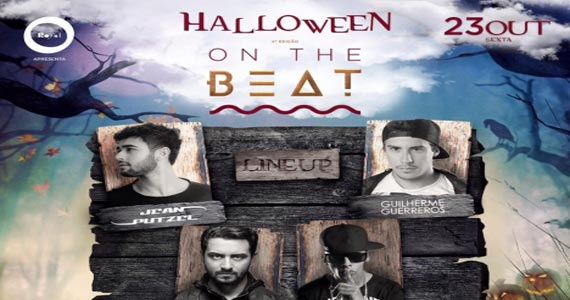 Halloween on the Beat promete agitar a Royal Club com Dj Raskell e convidados Eventos BaresSP 570x300 imagem