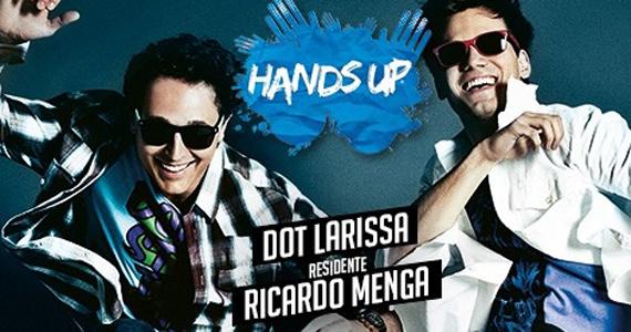 Sirena com Hands Up e com Line Up de Dot Larissa e Ricardo Menga Eventos BaresSP 570x300 imagem