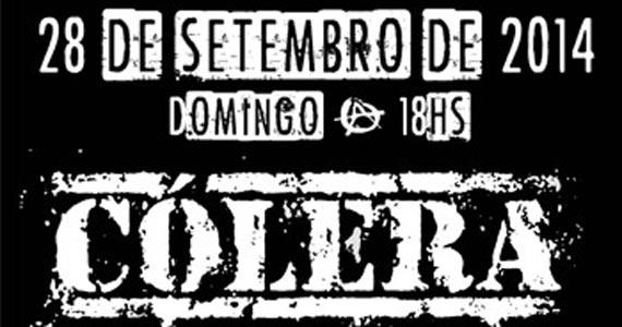 Hangar 110 apresenta no domingo o show de Colera, Olho Seco e Asfixia Social Eventos BaresSP 570x300 imagem