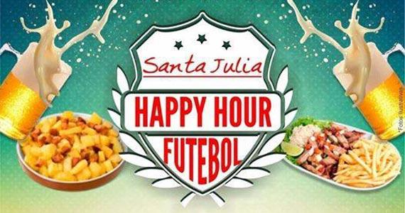 Bar Santa Júlia proporciona Happy Hour com Futebol às quartas Eventos BaresSP 570x300 imagem