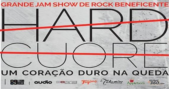 Audio Club reúne grandes nomes do rock brasileiro no show beneficente Hard Cuore Eventos BaresSP 570x300 imagem