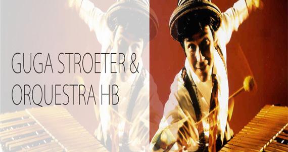 Guga Stroeter e Orquestra HB apresentam projeto HB Salsa no Grazie a Dio! Eventos BaresSP 570x300 imagem
