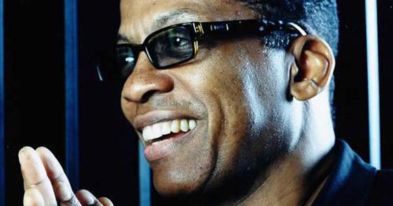 Mestre do Jazz, Herbie Hancock vem ao Credicard Hall para apresentação especial nesta quinta Eventos BaresSP 570x300 imagem