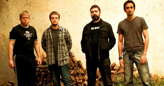 Quarteto Herod se apresenta no palco do Sesc Pompeia Eventos BaresSP 570x300 imagem