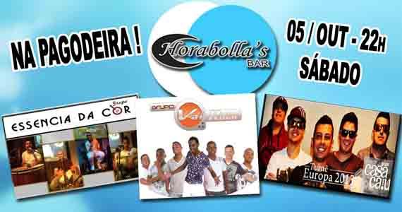 Horabollas agita o sábado com noite Na Pagodeira e convidados Eventos BaresSP 570x300 imagem