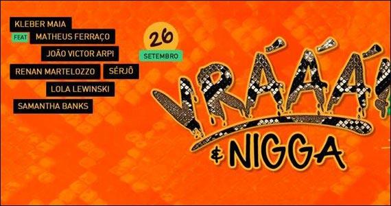 Na sexta-feira acontece a Festa Vrááá com DJs convidados na Hot Hot Eventos BaresSP 570x300 imagem