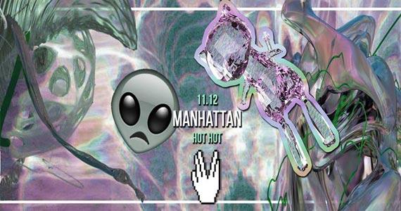 Festa Manhattan anima a Hot Hot com muito Pop e Black Music Eventos BaresSP 570x300 imagem
