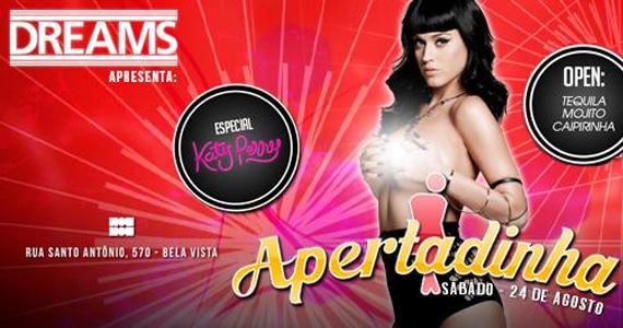 Hot Hot tem festa Apertadinha com especial Katy Perry neste sábado Eventos BaresSP 570x300 imagem