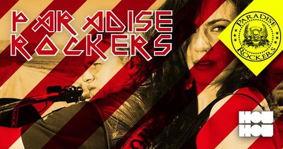 Festa Paradise Rockers agita a sexta-feira na Hot Hot com convidados Eventos BaresSP 570x300 imagem