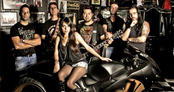 Banda Hot Rocks toca muito Rock'n'Roll no palco do Bar Charles Edward Eventos BaresSP 570x300 imagem
