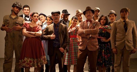 Os Boêmios de Adoniran: um musical de samba para toda a família no HSBC Brasil Eventos BaresSP 570x300 imagem
