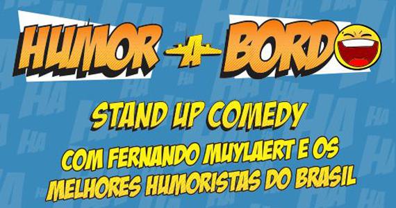 Show de humor a Bordo com Fernando Muylaert e Convidados no Jet Lag Eventos BaresSP 570x300 imagem