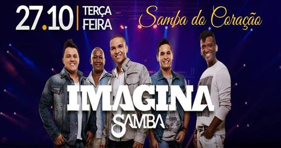 Imagina Samba toca muito pagode animando o Coração Sertanejo Eventos BaresSP 570x300 imagem