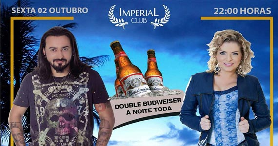 Imperial Club apresenta Edu Araújo e Larissa Tassi animando a Festa Sertanejinho Eventos BaresSP 570x300 imagem
