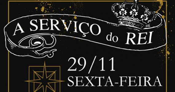 Banda A Serviço do Rei grava novo álbum com repertório em tributo a Elvis no Clube Inferno - Rota do Rock Eventos BaresSP 570x300 imagem