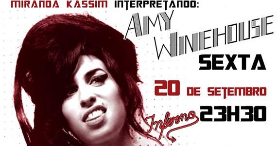Inferno Club tem festa Divas do Soul com tributo a Amy Winehouse Eventos BaresSP 570x300 imagem